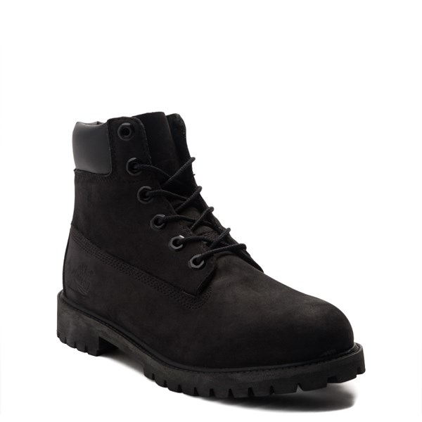 "alternate image alternate view Timberland 6"" Classic Boot - Big Kid - BlackALT1"