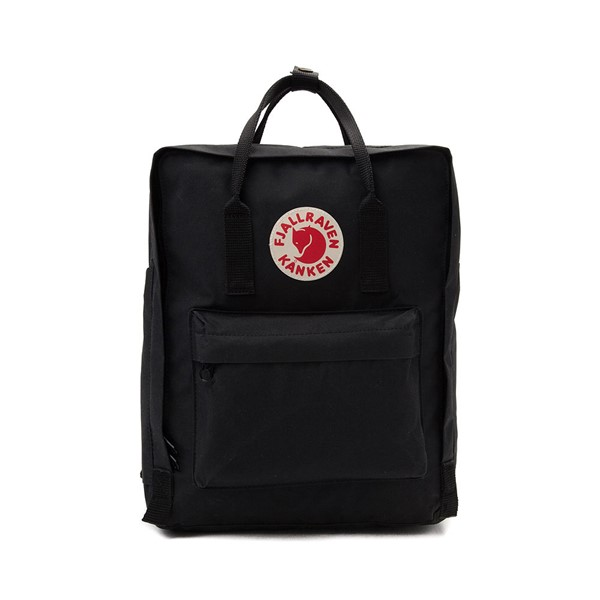 Main view of Fjallraven Kanken Backpack - Black