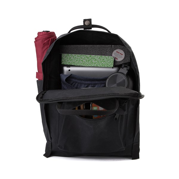 alternate image alternate view Fjallraven Kanken Backpack - BlackALT1