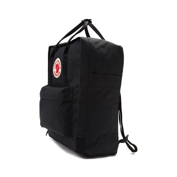 alternate image alternate view Fjallraven Kanken Backpack - BlackALT4