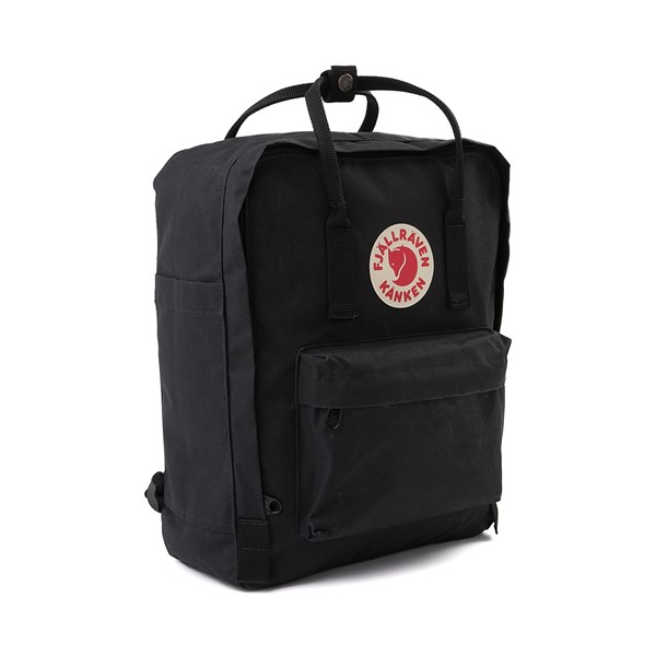 alternate image alternate view Fjallraven Kanken Backpack - BlackALT4B