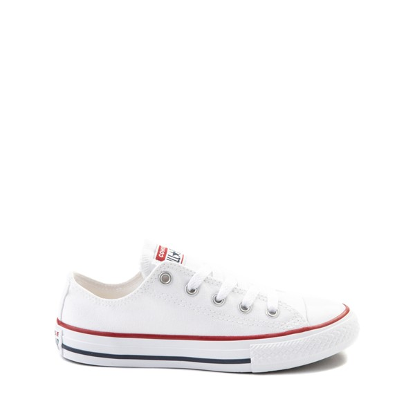 Main view of Converse Chuck Taylor All Star Lo Sneaker - Toddler / Little Kid - Optic White