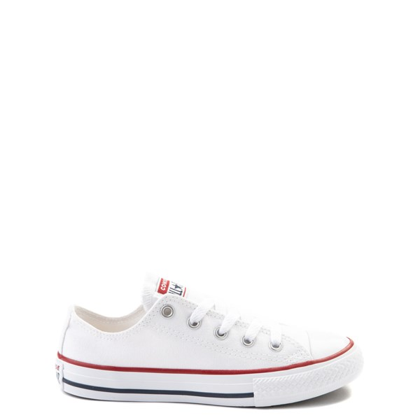 Converse Chuck Taylor All Star Lo Sneaker - Toddler / Little Kid - Optic White