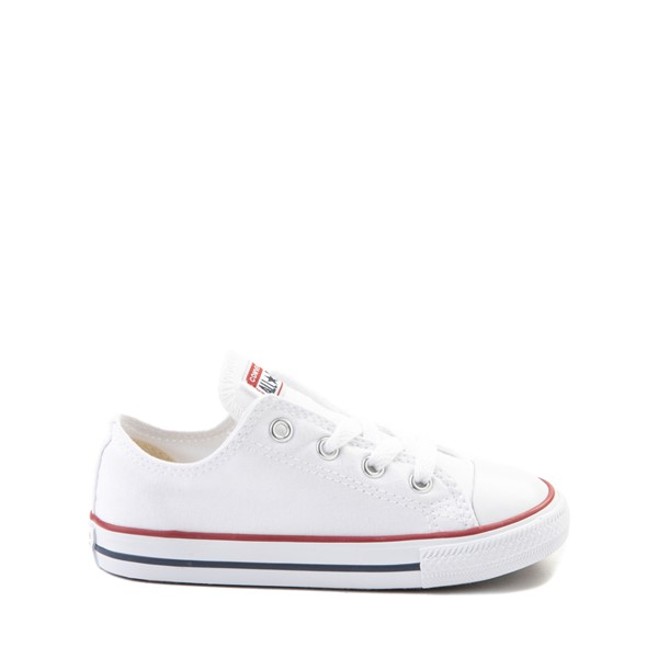 Main view of Converse Chuck Taylor All Star Lo Sneaker - Baby / Toddler - Optic White