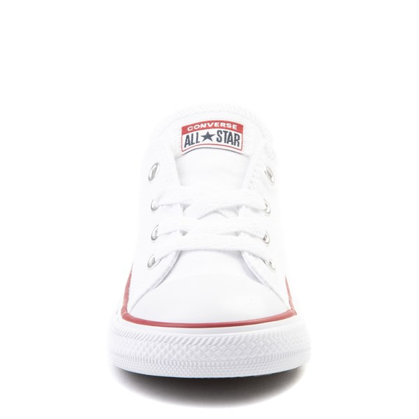 alternate image alternate view Converse Chuck Taylor All Star Lo Sneaker - Baby / Toddler - Optic WhiteALT4