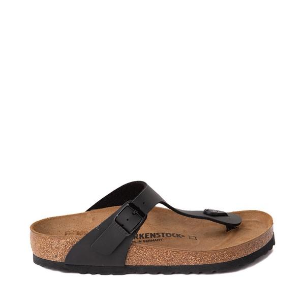 Womens Birkenstock Gizeh Sandal - Black