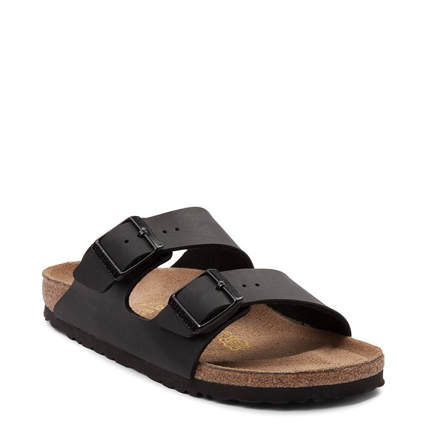 alternate image alternate view Womens Birkenstock Arizona Sandal - BlackALT1
