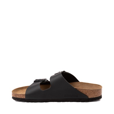 Alternate view of Womens Birkenstock Arizona Sandal - Black