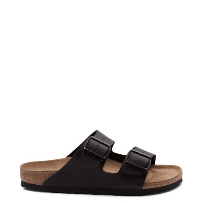 Main view of Womens Birkenstock Arizona Sandal - Black