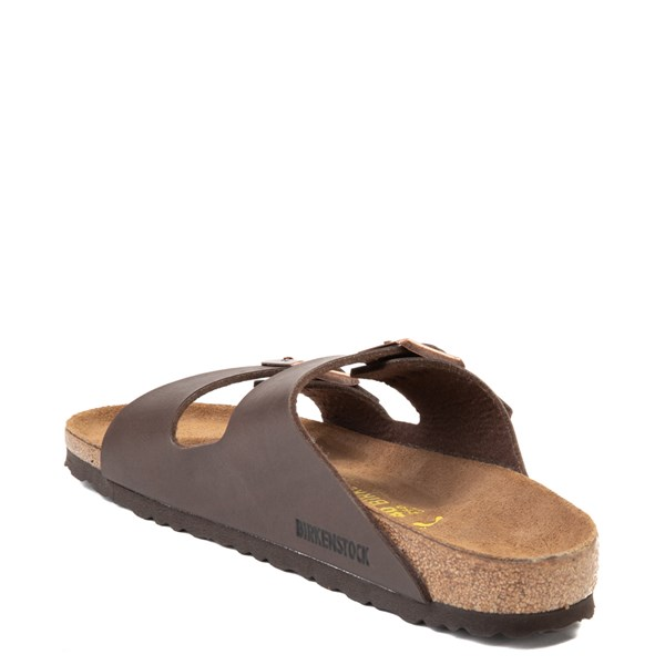 alternate image alternate view Womens Birkenstock Arizona Sandal - BrownALT2