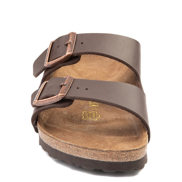 alternate image alternate view Womens Birkenstock Arizona Sandal - BrownALT4