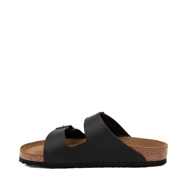 alternate image alternate view Mens Birkenstock Arizona Sandal - BlackALT1
