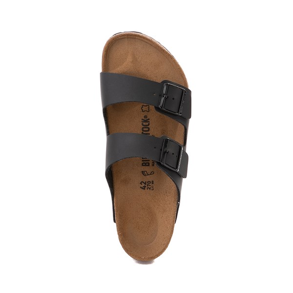 alternate image alternate view Mens Birkenstock Arizona Sandal - BlackALT2