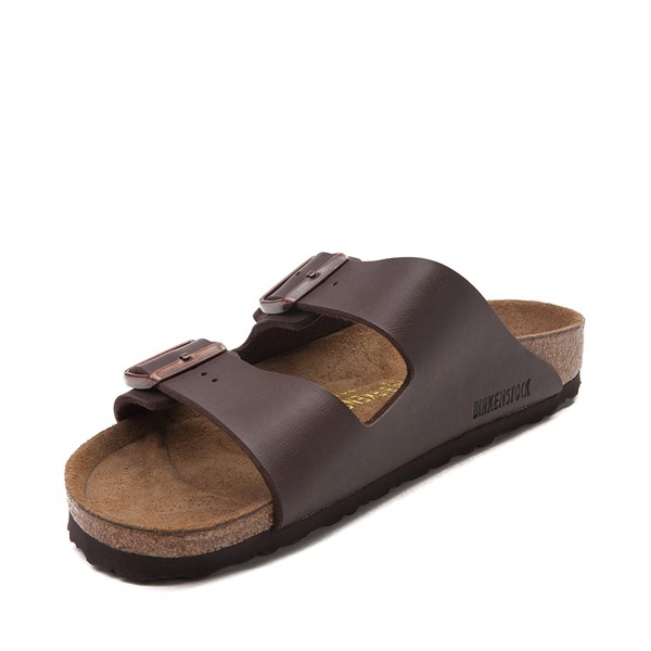 alternate image alternate view Mens Birkenstock Arizona Sandal - BrownALT2