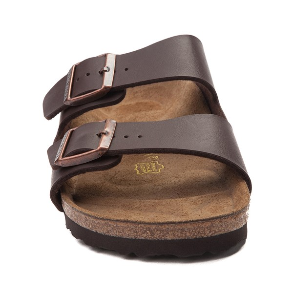 alternate image alternate view Mens Birkenstock Arizona Sandal - BrownALT4
