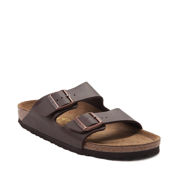 alternate image alternate view Mens Birkenstock Arizona Sandal - BrownALT5