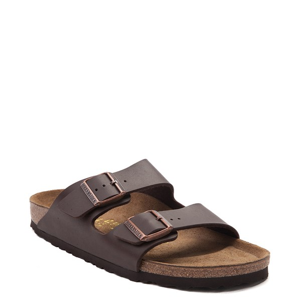 alternate image alternate view Mens Birkenstock Arizona Sandal - BrownALT1