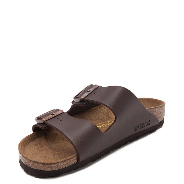 alternate image alternate view Mens Birkenstock Arizona Sandal - BrownALT3