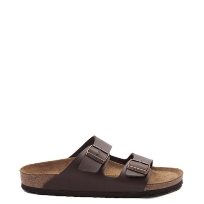 Main view of Mens Birkenstock Arizona Sandal - Brown