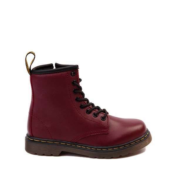 Main view of Dr. Martens 1460 8-Eye Boot - Little Kid / Big Kid - Cherry