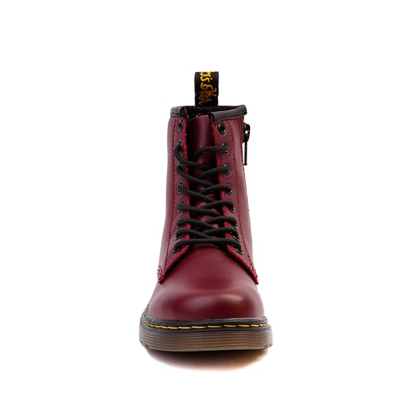 alternate image alternate view Dr. Martens 1460 8-Eye Boot - Little Kid / Big Kid - CherryALT4