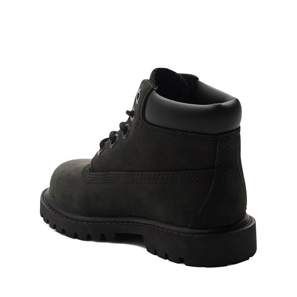 "alternate image alternate view Timberland 6"" Classic Boot - Baby / Toddler / Little Kid - BlackALT1"