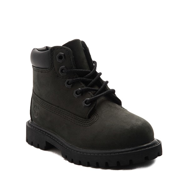 "alternate image alternate view Timberland 6"" Classic Boot - Baby / Toddler / Little Kid - BlackALT5"