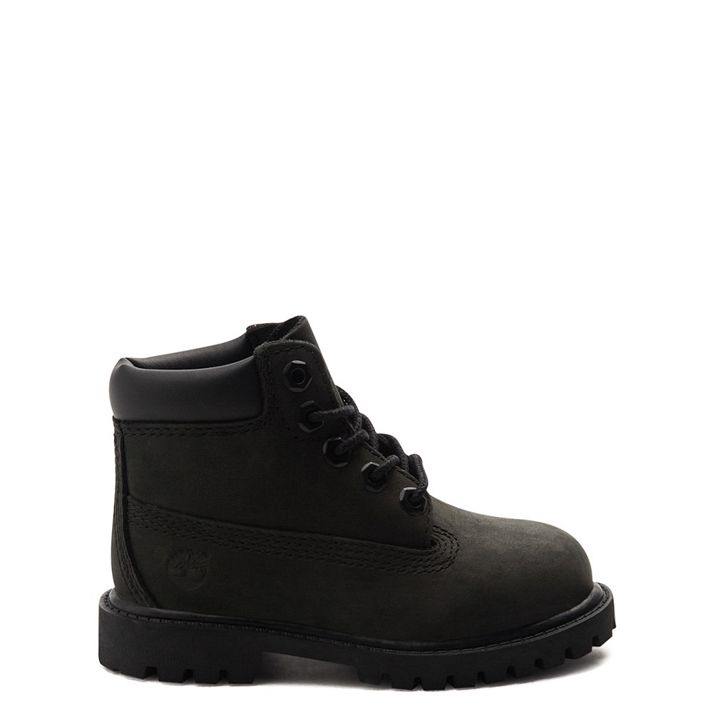 """Timberland 6"""" Classic Boot - Baby / Toddler / Little Kid - Black"""