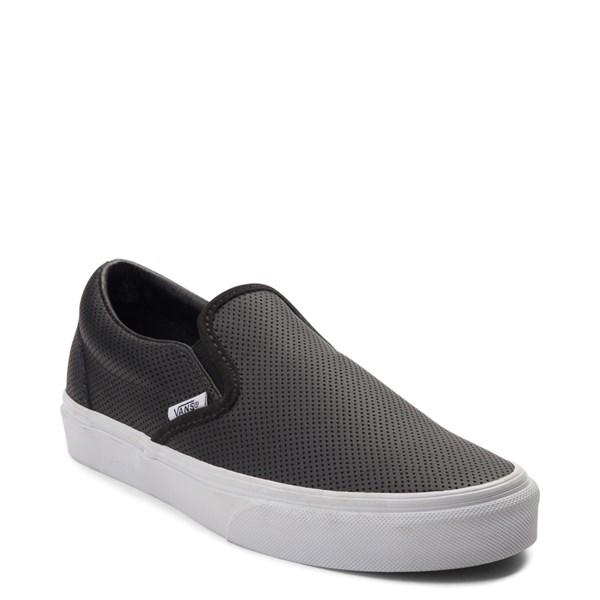 382da7727cc3 Vans Slip On Perforated Leather Skate Shoe. Previous. alternate image ALT5.  alternate image default view. alternate image ALT1