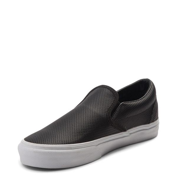 alternate image alternate view Vans Slip On Perforated Leather Skate ShoeALT3