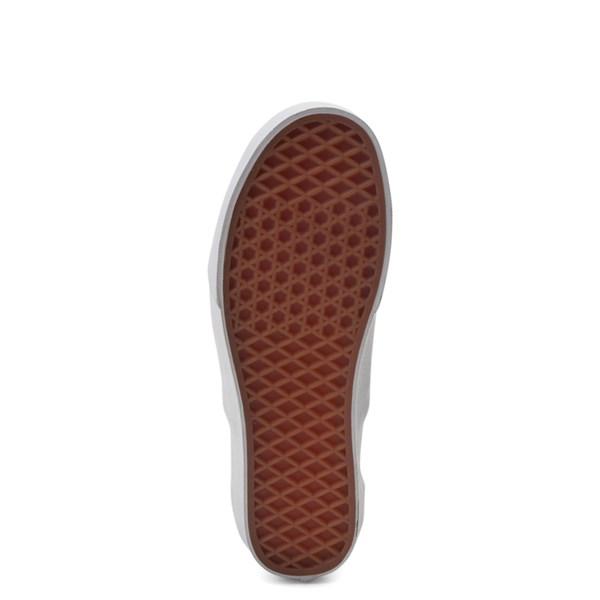 alternate image alternate view Vans Slip On Perforated Leather Skate ShoeALT5