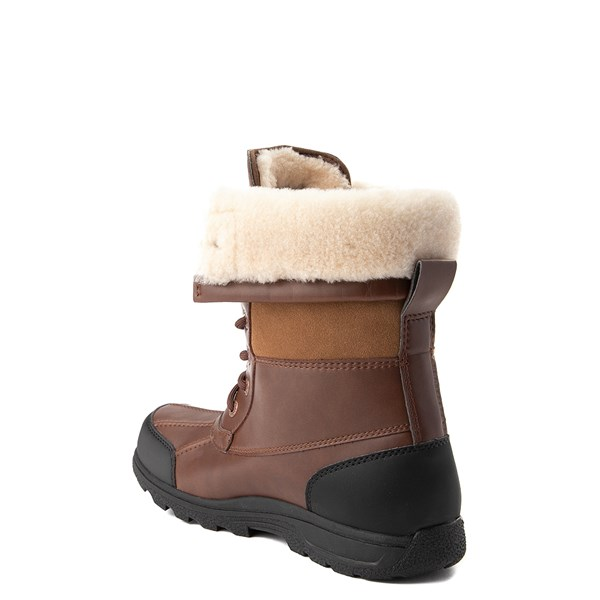 alternate image alternate view UGG® Butte II Boot - Little Kid / Big Kid - ChocolateALT2