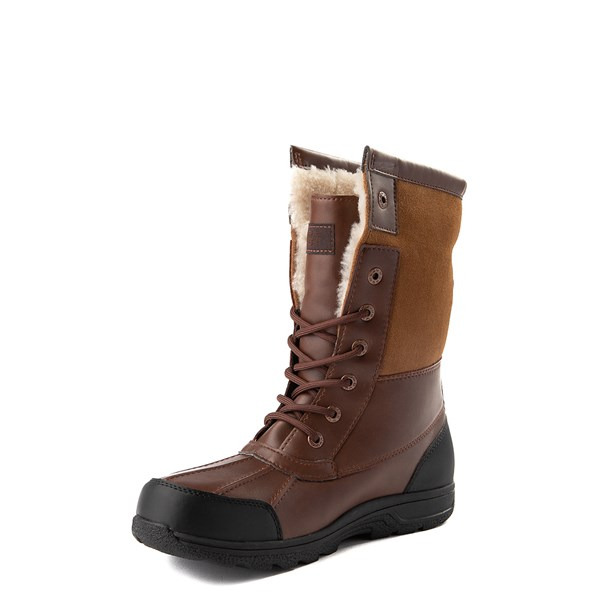 alternate image alternate view UGG® Butte II Boot - Little Kid / Big Kid - ChocolateALT3
