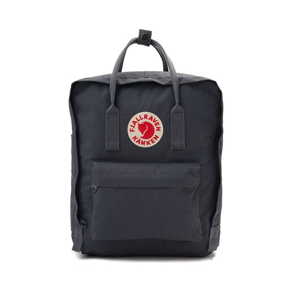 Main view of Fjallraven Kanken Backpack - Graphite