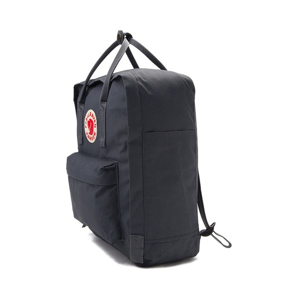 alternate image alternate view Fjallraven Kanken Backpack - GraphiteALT4