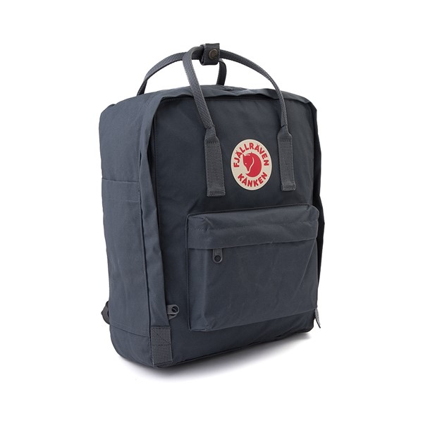 alternate image alternate view Fjallraven Kanken Backpack - GraphiteALT4B