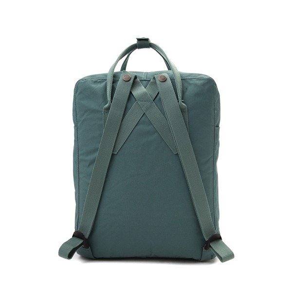 alternate image alternate view Fjallraven Kanken Backpack - Frost GreenALT2