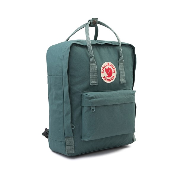 alternate image alternate view Fjallraven Kanken Backpack - Frost GreenALT4B