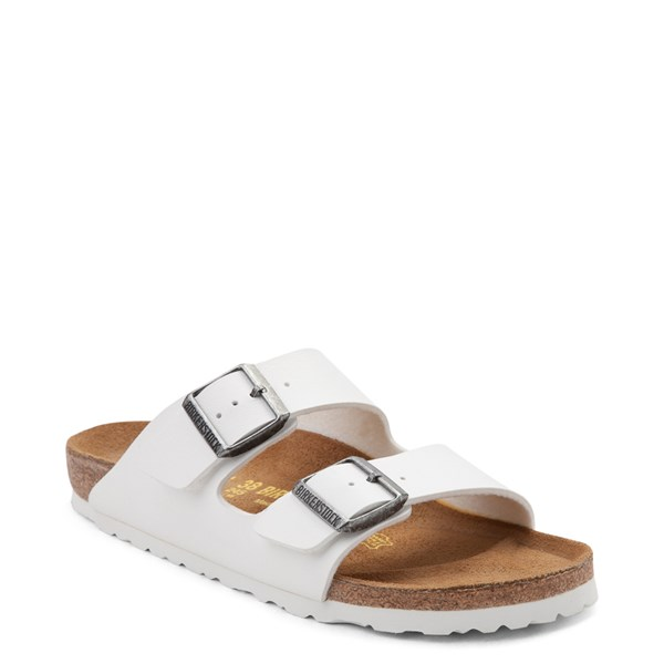 alternate image alternate view Womens Birkenstock Arizona Sandal - WhiteALT1