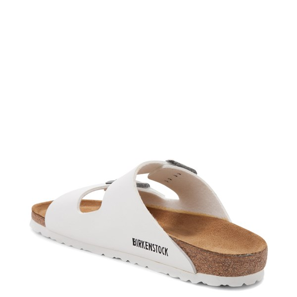 alternate image alternate view Womens Birkenstock Arizona Sandal - WhiteALT2