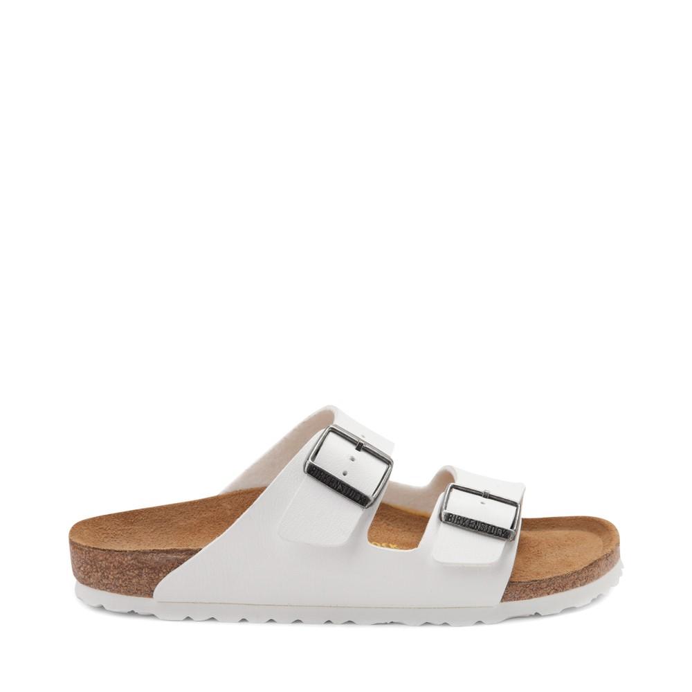 Womens Birkenstock Arizona Sandal - White