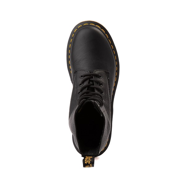 alternate image alternate view Womens Dr. Martens Pascal 8-Eye Boot - BlackALT2
