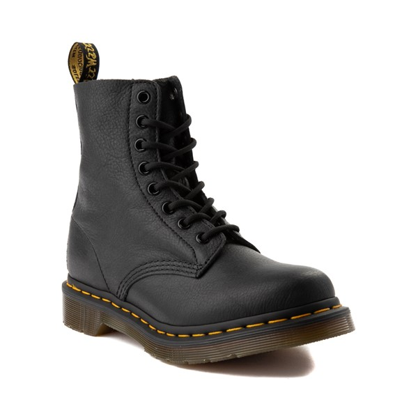 alternate image alternate view Womens Dr. Martens Pascal 8-Eye Boot - BlackALT5