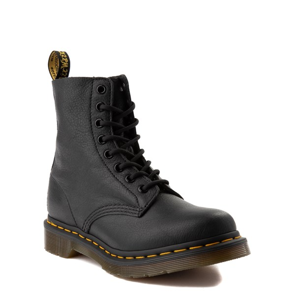 alternate image alternate view Womens Dr. Martens Pascal 8-Eye Boot - BlackALT1