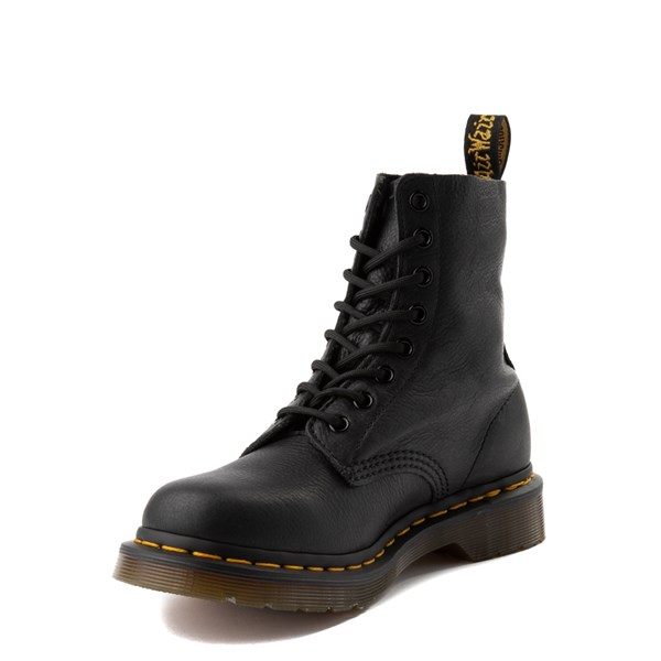 alternate image alternate view Womens Dr. Martens Pascal 8-Eye Boot - BlackALT3