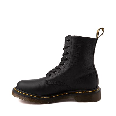 Alternate view of Womens Dr. Martens Pascal 8-Eye Boot - Black