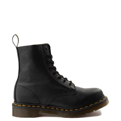 Main view of Womens Dr. Martens Pascal 8-Eye Boot - Black