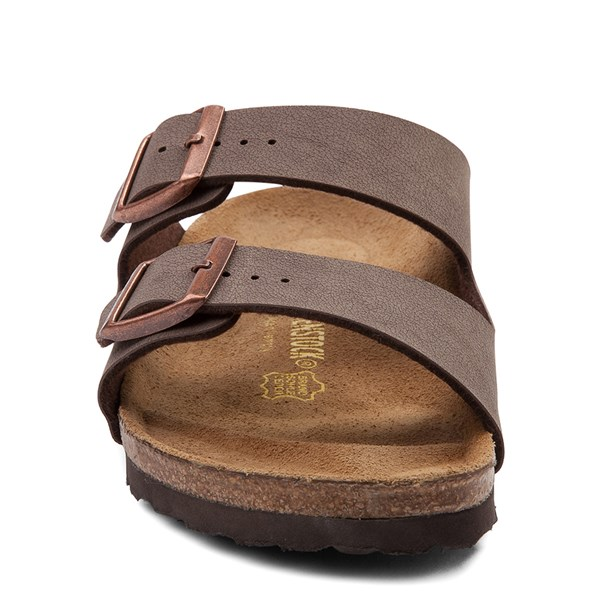 alternate image alternate view Womens Birkenstock Arizona Sandal - MochaALT4