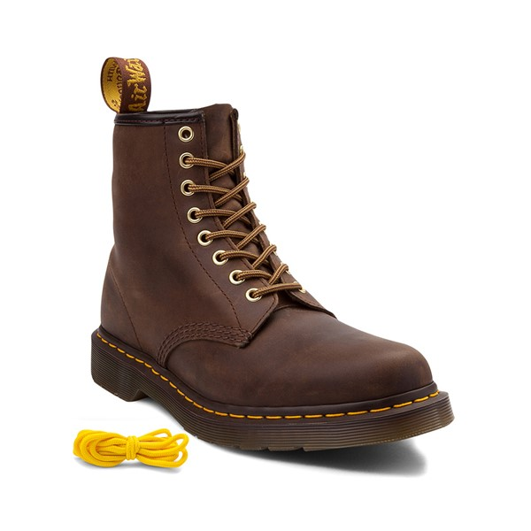 alternate image alternate view Dr. Martens 1460 8-Eye Aztec Crazy Horse BootALT5