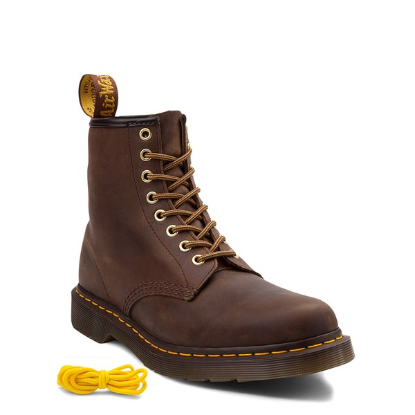 alternate image alternate view Dr. Martens 1460 8-Eye Aztec Crazy Horse BootALT1